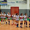 Serie D VOLLEY CLODIA F. MAMA KITCHEN - VIGONZA VOLLEY_14-04-2018